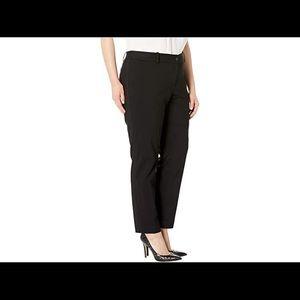 Michael Kors size 14 flat front stretch pants